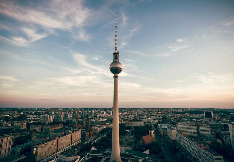 Sprachaufenthalt Deutschland, Berlin