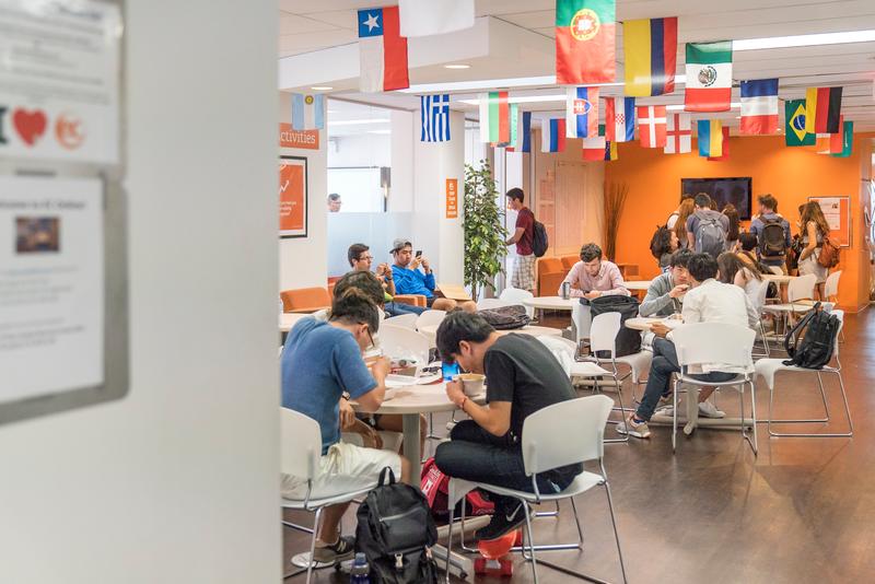 Séjour linguistique Canada, Toronto – EC Toronto - Étudiants