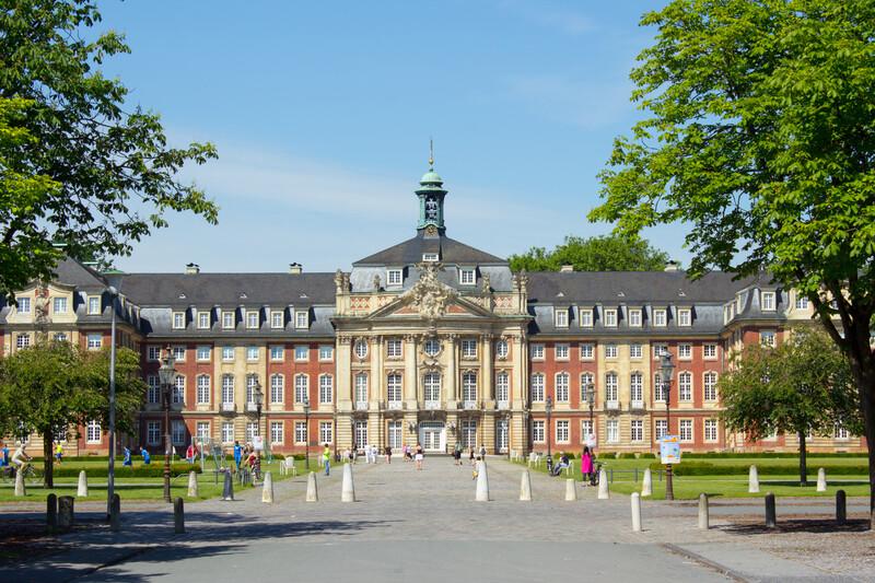 Séjour linguistique Allemand, Münster - Château