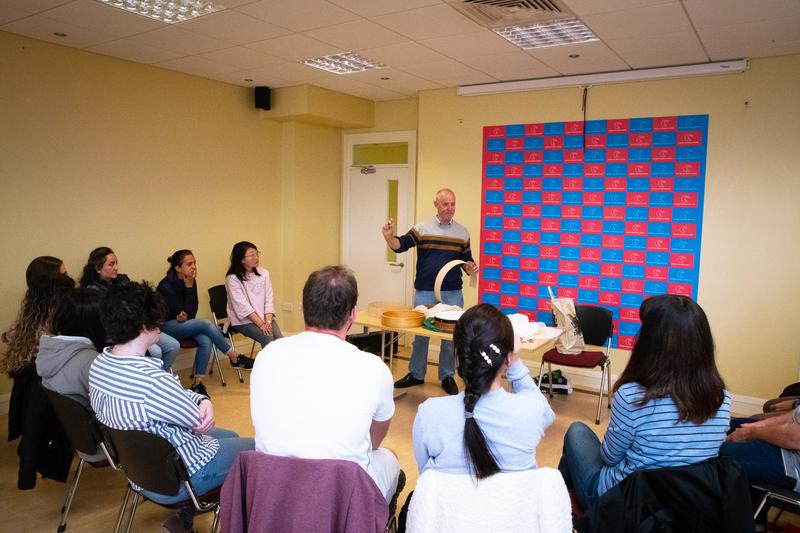 Sprachaufenthalt Irland, Galway - Cultural Institute Galway - Lektionen