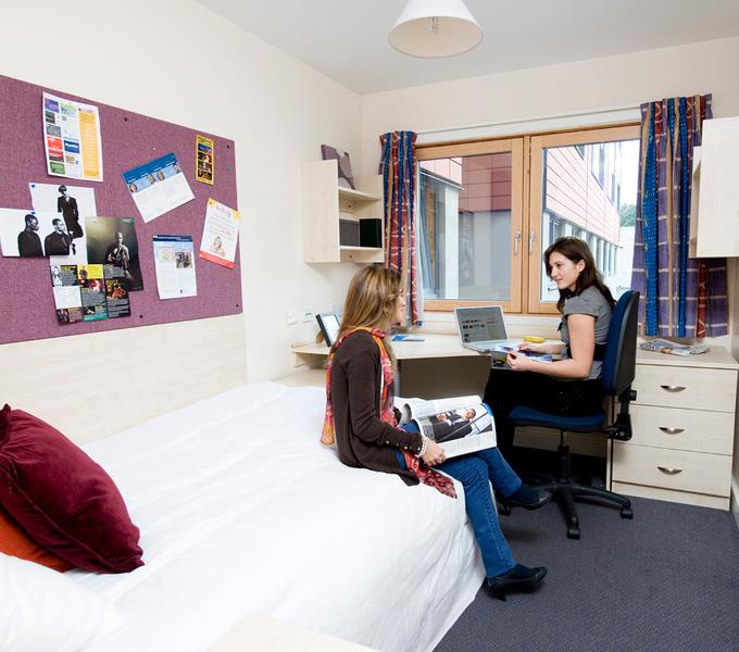 Sprachaufenthalt England, London - Stafford House London - Accommodation - Piccadilly - Zimmer
