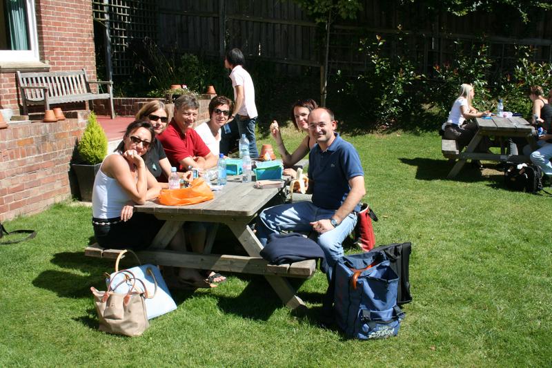 Sprachaufenthalt England, Exeter - Exeter Academy - Studenten