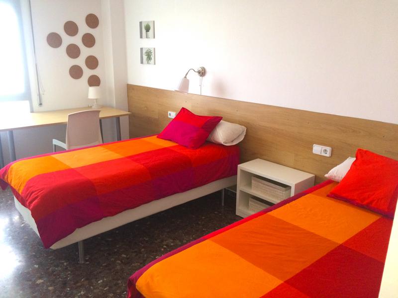 Sprachaufenthalt Spanien, Valencia - International House Valencia - Shared Apartment