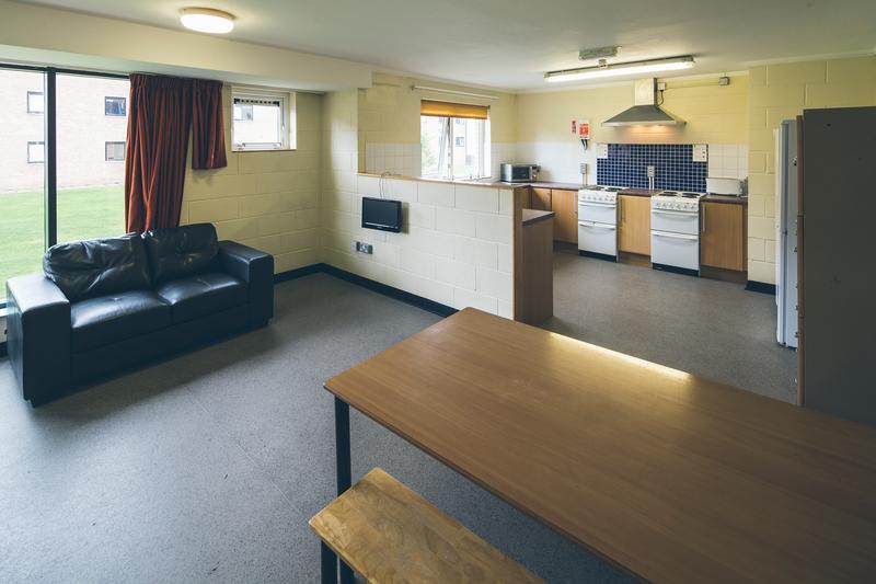 Sprachaufenthalt Engand, Belfast - International House Belfast - Accomodation - Residenz - Küche