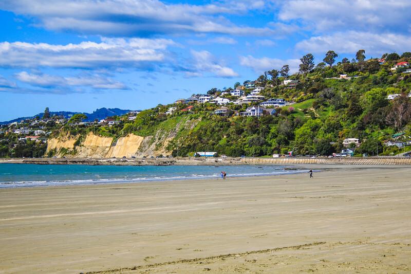 Sprachaufenthalt Neuseeland, Nelson - Tahunanui Beach