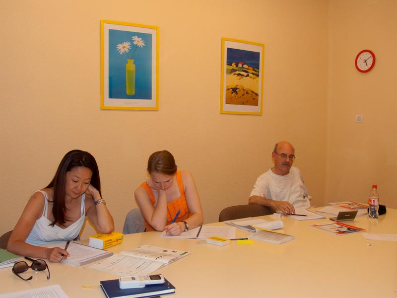 Sprachaufenthalt Spanien, Salamanca - Estudio Sampere Salamanca - Lektionen