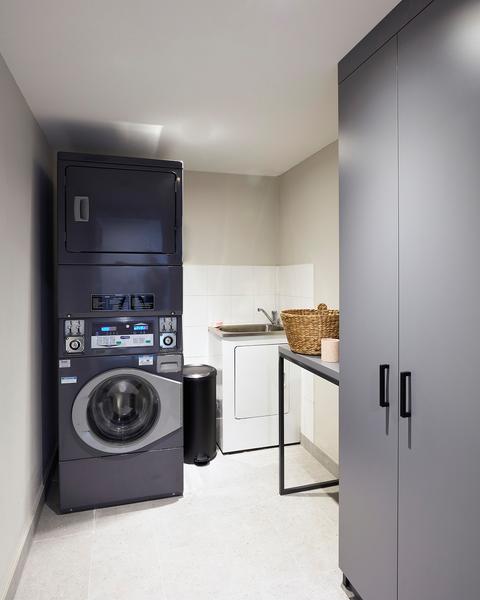 Sprachaufenthalt Australien, Melbourne - Discover English Melbourne - Accommodation - Residenz le Student 8 - Waschraum