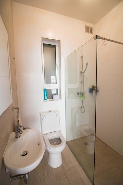 Sprachaufenthalt Malta, St. Julians - EC - Accommodation - One Bedroom Apartment - Badezimmer