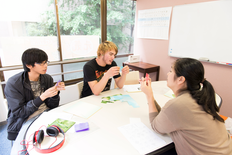 Séjour linguistique Japon, Tokio - Genki Japanese School Tokio - Leçons