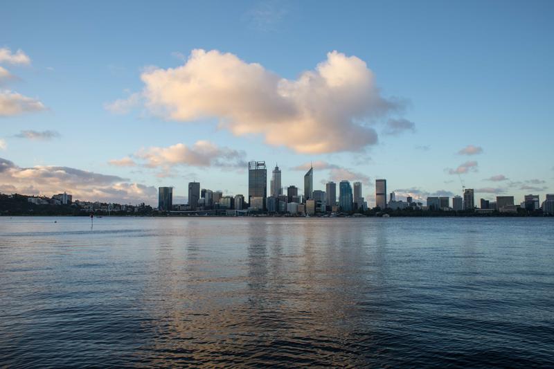 Séjour linguistique Australie, Perth - Skyline
