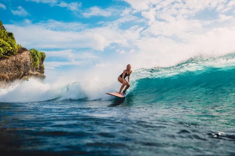 Sprachaufenthalt Costa Rica, Playa Tamarindo - Surfen
