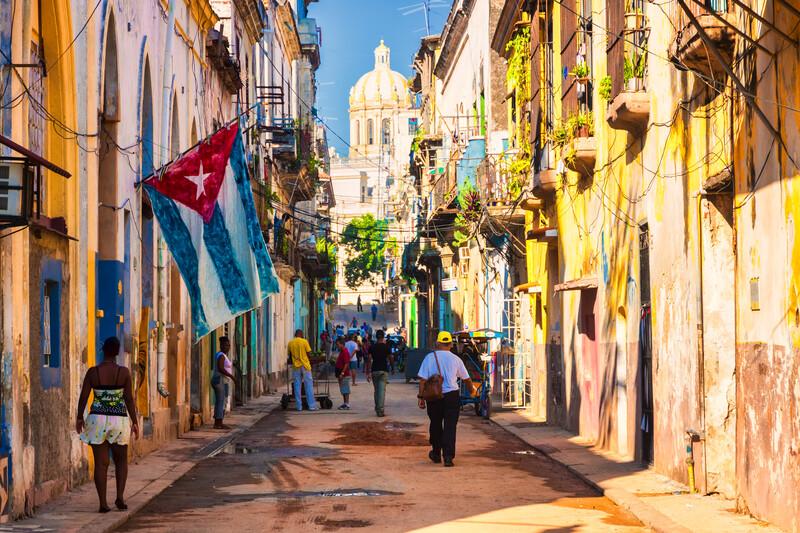 Sprachaufenthalt Kuba, Streetlife