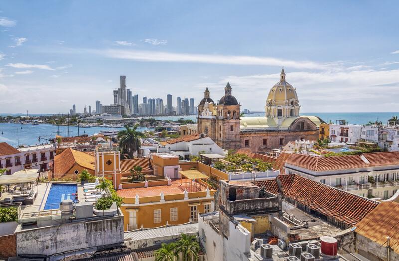 Séjour linguistique Colombie, Cartagena - St. Peter Claver Church