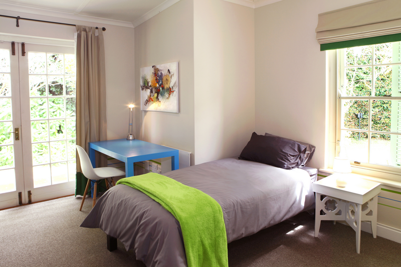Sprachaufenthalt Südafrika, Capetown - GHS Southern Suburbs - Accommodation - Residenz Newlands Campus - Einzelzimmer