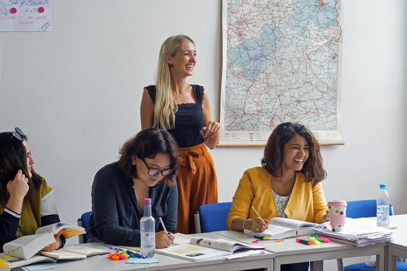 Séjour linguistique Allemagne, München - Carlduisberg Centren Munich - Leçon
