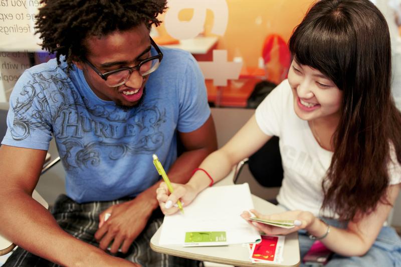 Sprachaufenthalt USA, Boston - EC Boston - Studenten