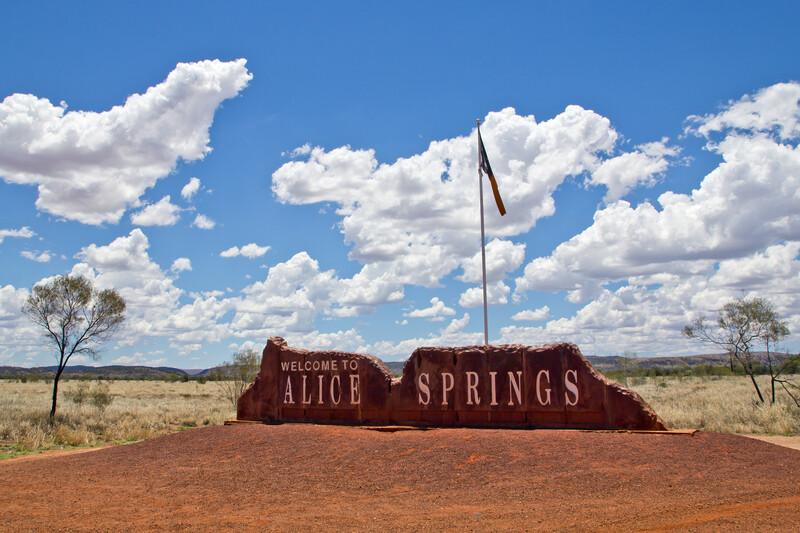 Séjour linguistique Australie, Alice Springs