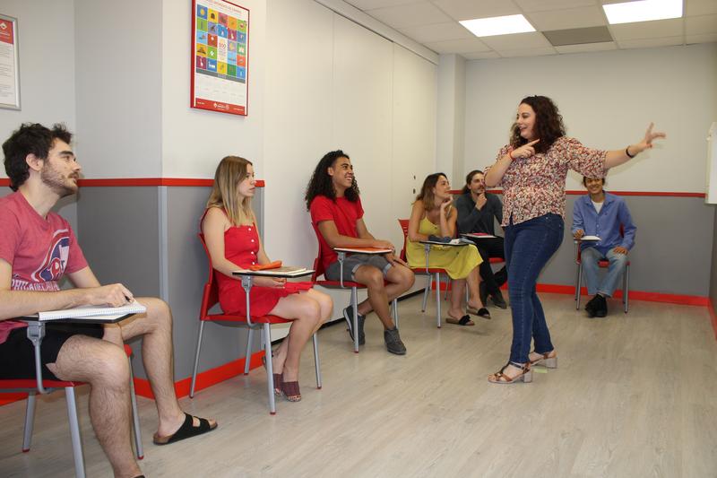 Sprachaufenthalt Spanien, Madrid - Estudio Sampere Madrid - Lektionen