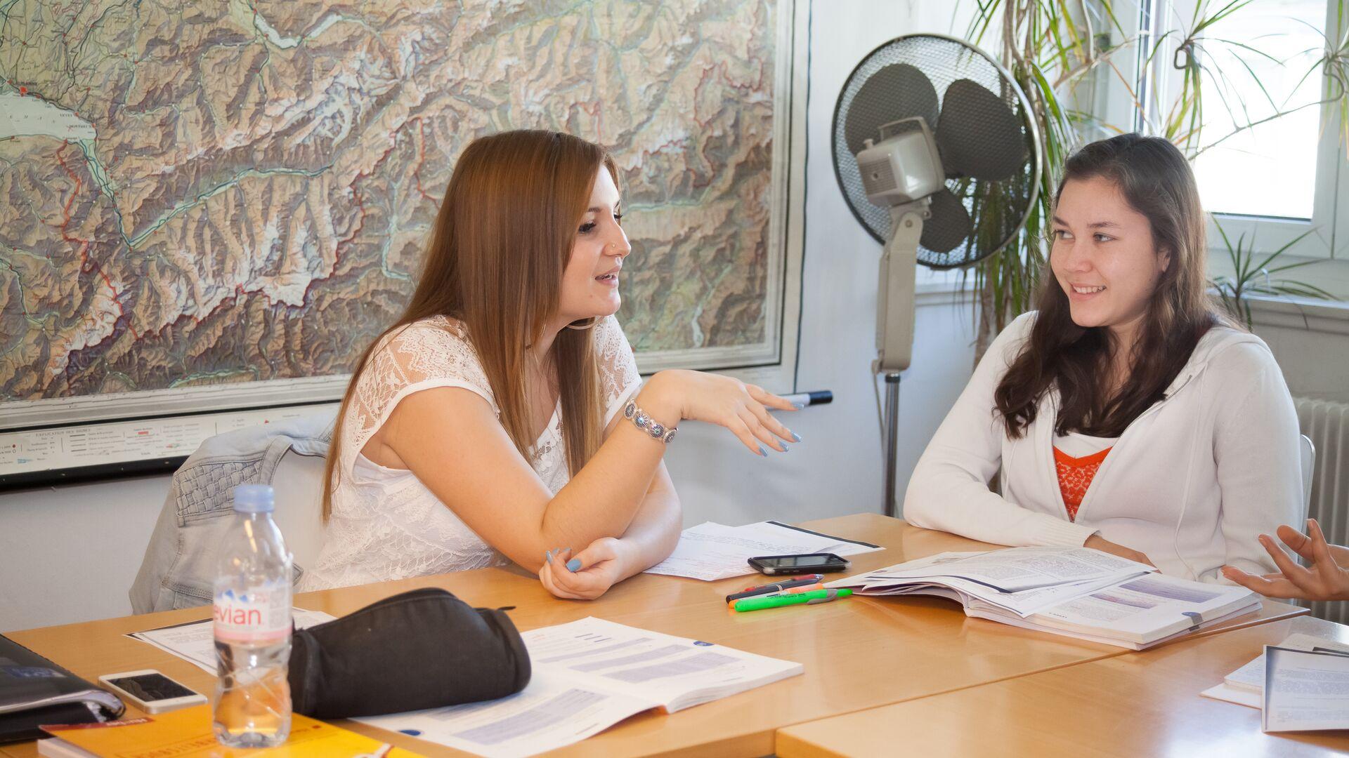 Séjour linguistique Suisse, Zurich - Language Studies International Zurich - École