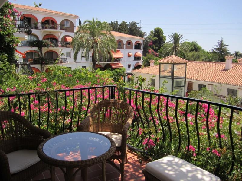 Sprachaufenthalt Spanien, Málaga - Malaca Instituto Málaga - Accommodation - Shared Apartment - Balkon