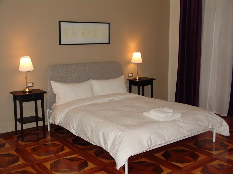 Sprachaufenthalt Italien - Triest - Piccola Univers Itàitaliana Trieste - Accommodation - Shared Apartment - Doppezimmer
