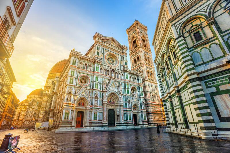 Séjour linguistique Italie, Florence - Cathédrale