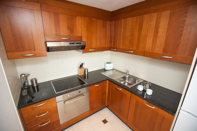 Sprachaufenthalt Irland, Galway - Atlantic Language School Galway - Accommodation - Apartment - Küche