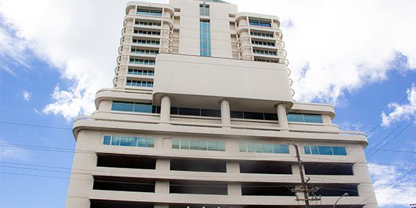 Sprachaufenthalt USA, Hawaii - IIE - Accommodation - Residenz Waikiki Vista - Gebäude