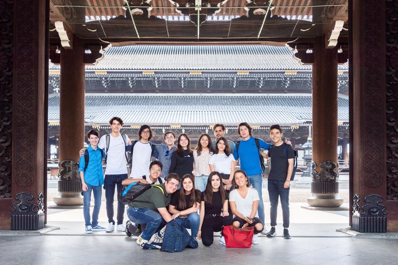 Sprachaufenthalt Japan, Kyoto - Genki Japanese School Kyoto - Studenten