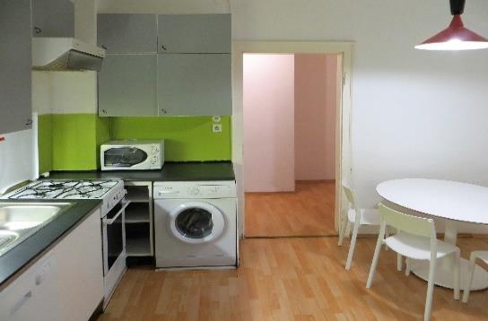 Sprachaufenthalt Deutschland, München - BWS Germanlingua Munich - Accommodation - Shared Apartment - Küche