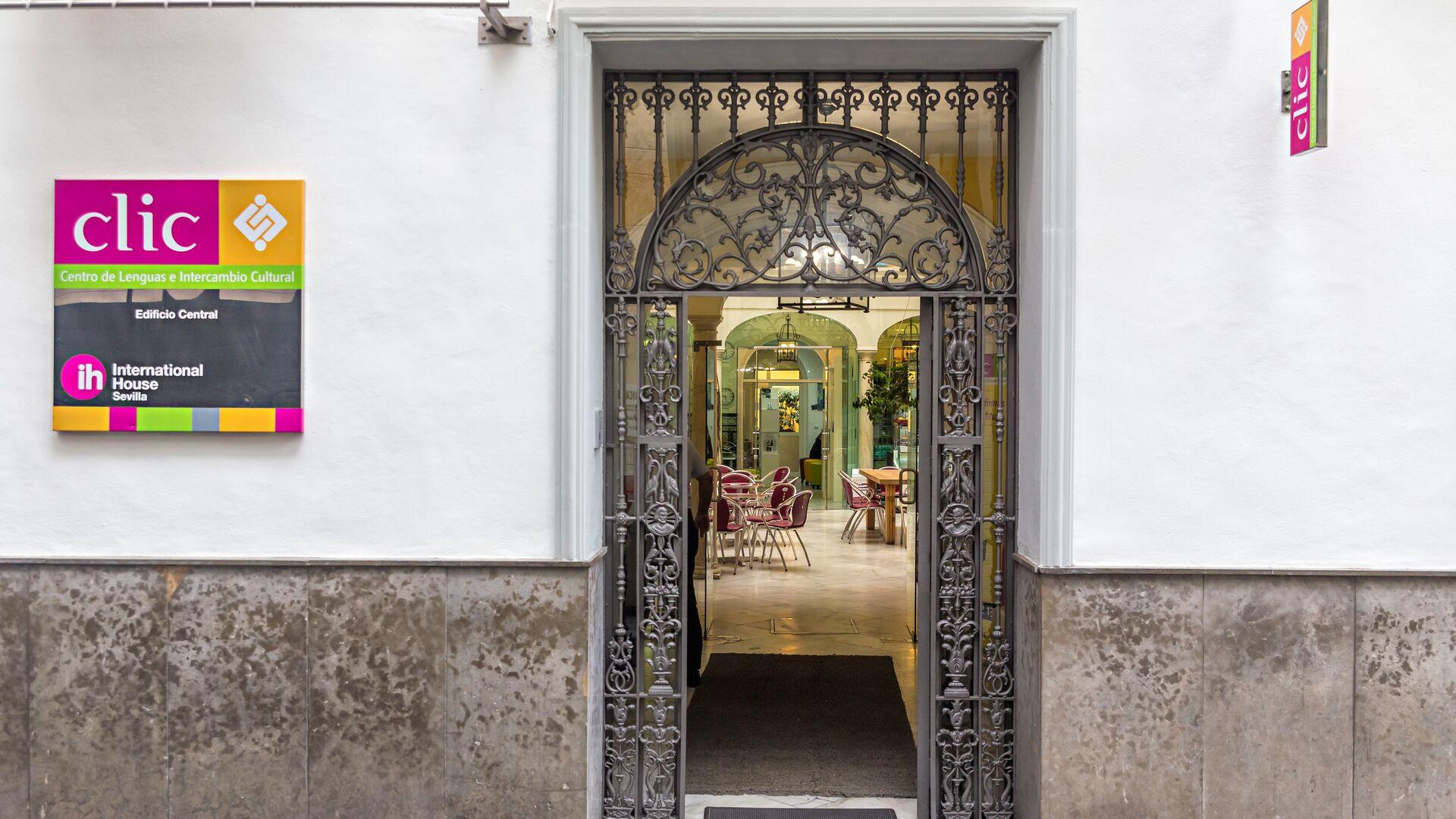 Sprachaufenthalt Sprachreise Spanisch Spanien in Sevilla CLIC