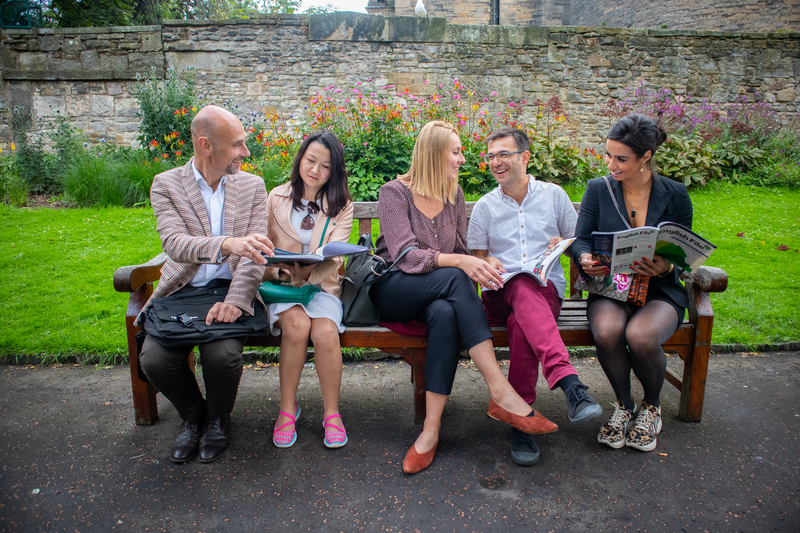 Séjour linguistique Angleterre, Edinburgh - Inlingua Edinburgh - Étudiants