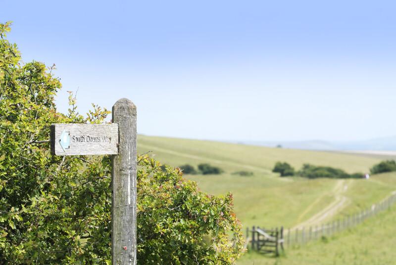 Sprachaufenthalt England, Worthing - The South Downs