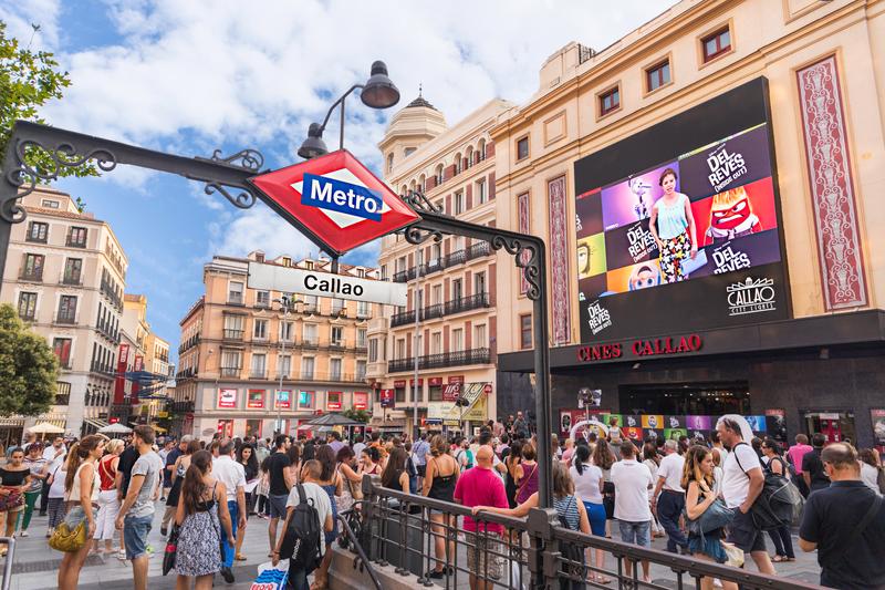 Séjour linguistique Espania, Madrid
