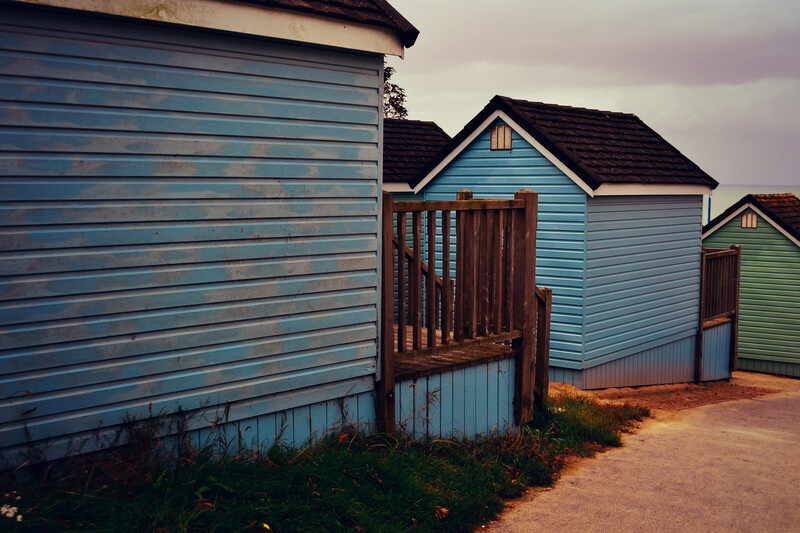 Séjour linguistique Angleterre, Bournemouth - Alum chine beach