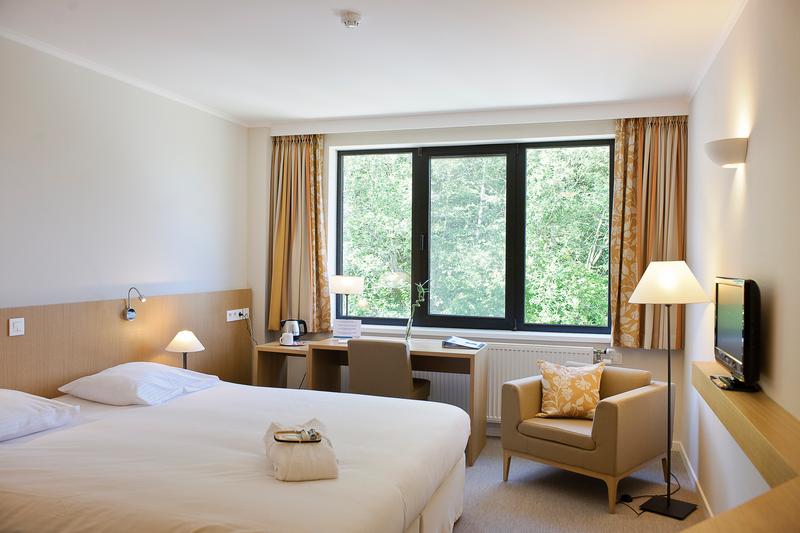 Sprachaufenthalt Belgien, Spa - Ceran SPA - Accommodation - Gästezimmer - Schlafzimmer