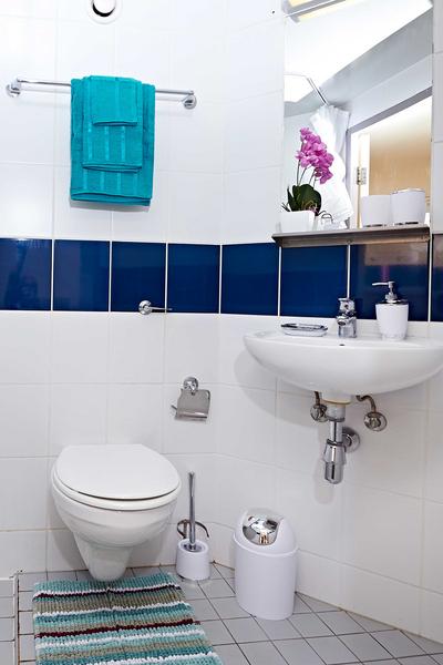 Sprachaufenthalt England, Leeds - CES Leeds - Accommodation - Residenz Campus Living - Badezimmer