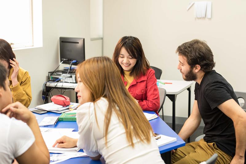 Séjour linguistique Australie, Melbourne - Discover English Melbourne - Leçon