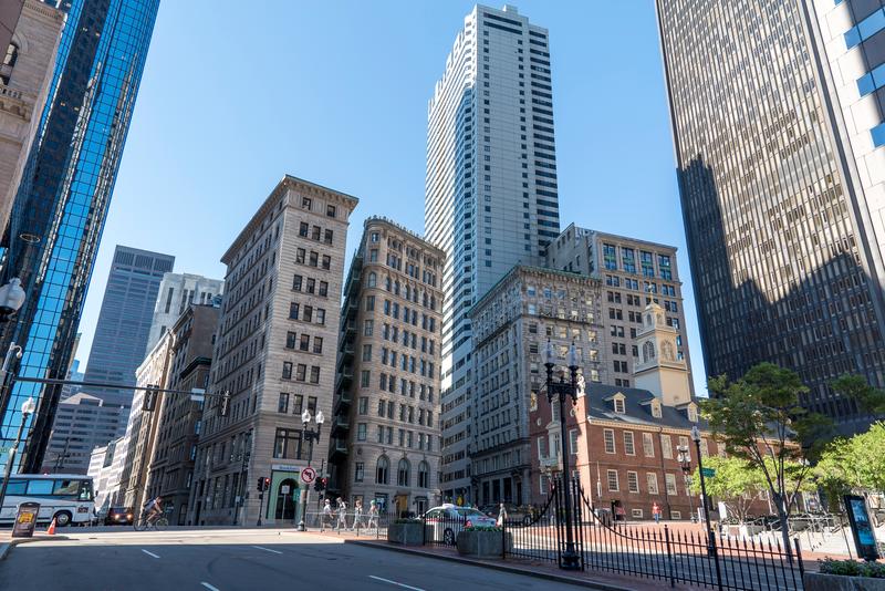 Séjour linguistique États-Unis, Boston - Downtown