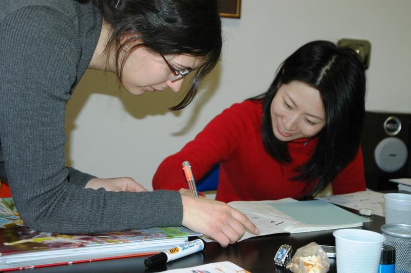 Sprachaufenthalt Italien, Bologna - ALCE Bologna - Studenten