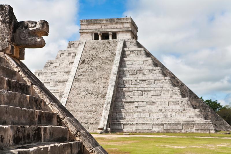 Sprachaufenthalt Mexiko, Playa del Carmen - Maya Ruinen