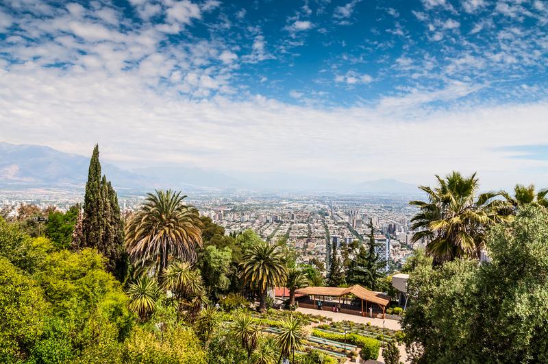 Séjour lingusitique Chili, Santiago de Chile