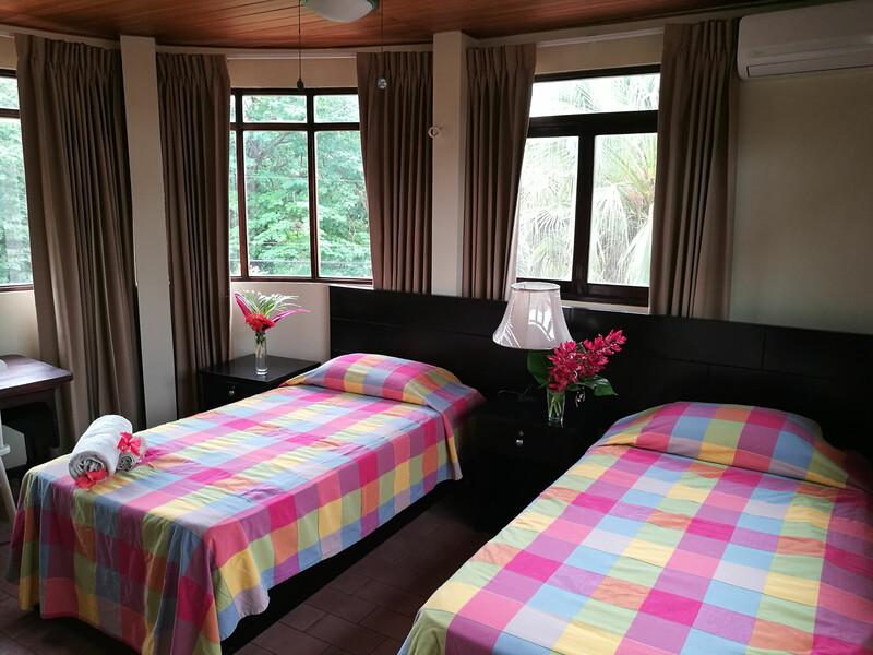 Sprachaufenthalt Costa Rica, Playa Tamarindo - WAYRA Instituto Playa Tamarindo - Accommodation - Apartment Casa Carolina - Schlafzimmer