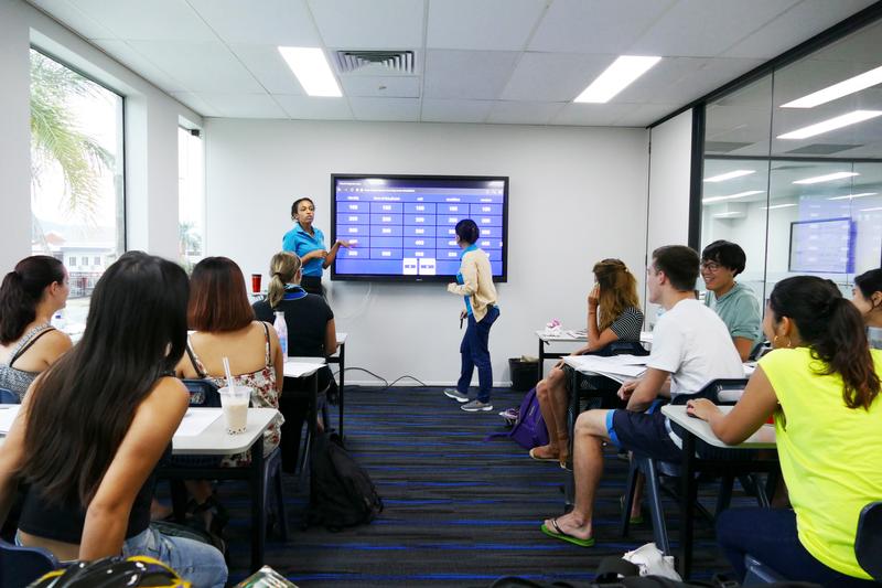 Sprachaufenthalt Australien, Cairns - Cairns College of English Cairns - Lektionen