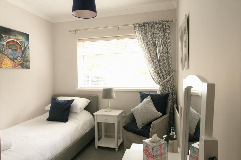 Sprachaufenthalt England, Torquay - Torquay International School - Accommodation - TIS Partner Hotel - Einzelzimmer