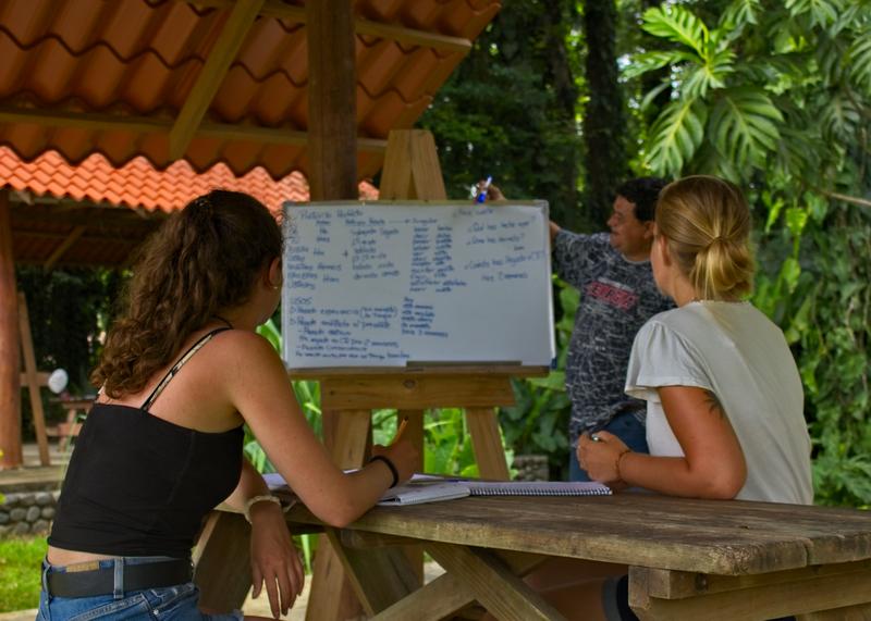 Sprachaufenthalt Costa Rica - Puerto Viejo de Talamanca -  Spanish by the Sea Puerto Viejo - Studenten