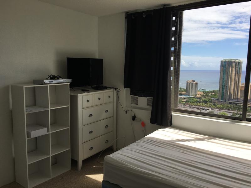 Sprachaufenthalt USA, Hawaii - IIE - Accommodation - Monarch - Schlafzimmer