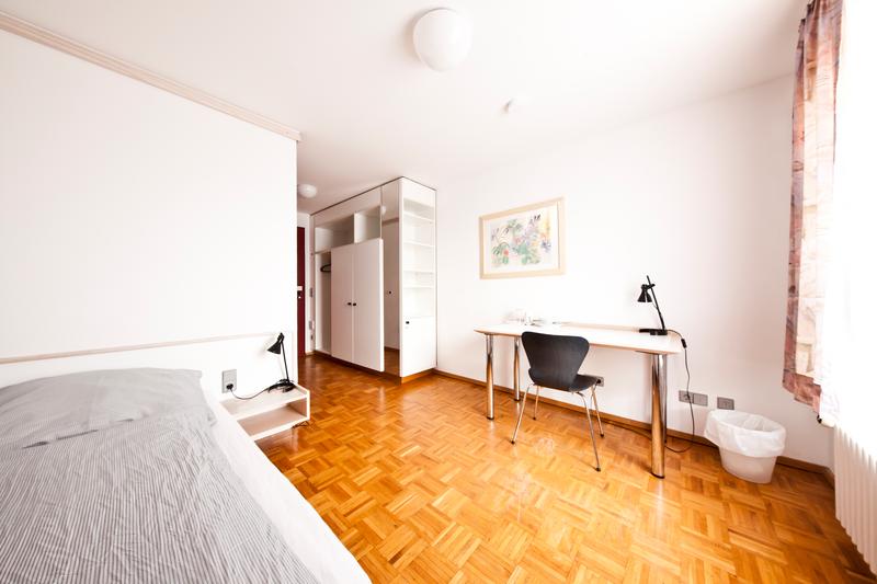 Sprachaufenthalt Deutschland, Freiburg - Alpadia Freiburg - Accommodation - Residenz Franzrosenzweig - Zimmer