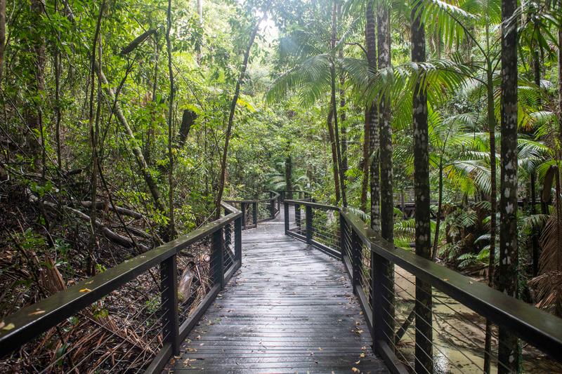 Sprachaufenthalt Australien, Noosa - Trekking