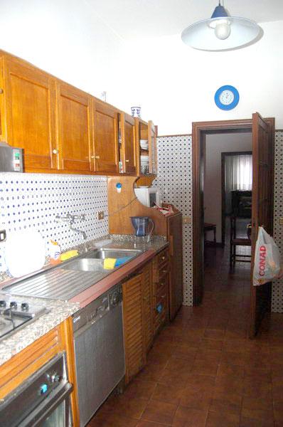 Sprachaufenthalt Italien, Viareggio - Scuola Leonardo da Vinci Viareggio - Accommodation - Apartment - Küche